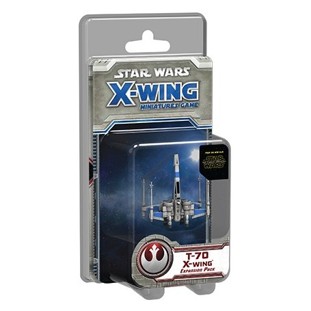 SW X-Wing : chasseur X-Wing T-70