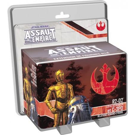 Assaut sur l'Empire : R2D2 et C3PO