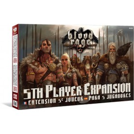 Blood Rage : Extension 5e joueurs