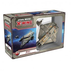 SW X-Wing : Ghost, par EDGE