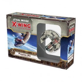 SW X-Wing : Punishing One, par EDGE