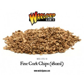 Fine Cork Chips (180ml)