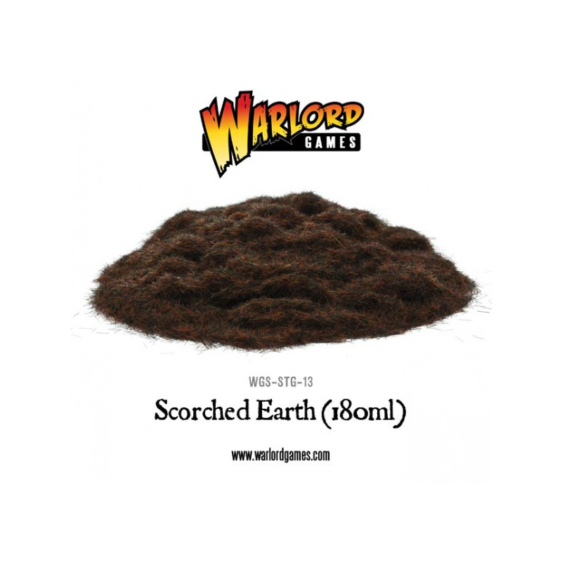 Scorched Earth (180ml)