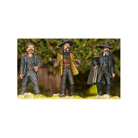 Doc Holliday & Wild Bill Hickock