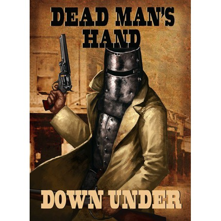Dead Man's Hand Down Under (includes DMH card deck) produit par GREAT ESCAPE GAME