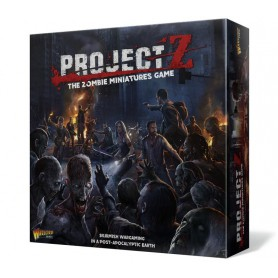 PROJECT Z – ZOMBIE SKIRMISH GAME
