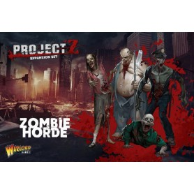Zombies, Project Z, par Warlord Games