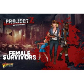 PROJECT Z – Female Survivors