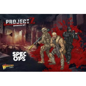 PROJECT Z – Spe Ops Team, Project Z, par Warlord Games