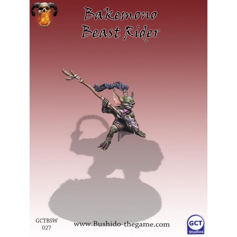 Bakemono Beast Rider, Savage wave, Bushido, par GCT Studios