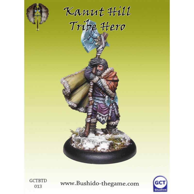 Kanut, Tengu Descension