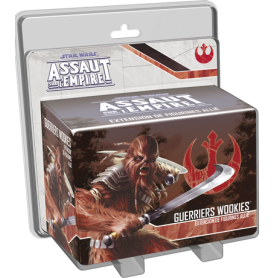 Assaut sur l'Empire : Guerriers Wookies