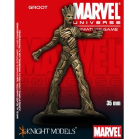 Groot, de MARVEL Universe, par knight Models