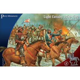Light Cavalry 1450-1500 (12 figurines)