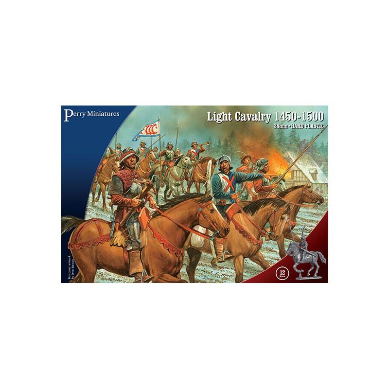 Light Cavalry 1450-1500 (12 figurines)
