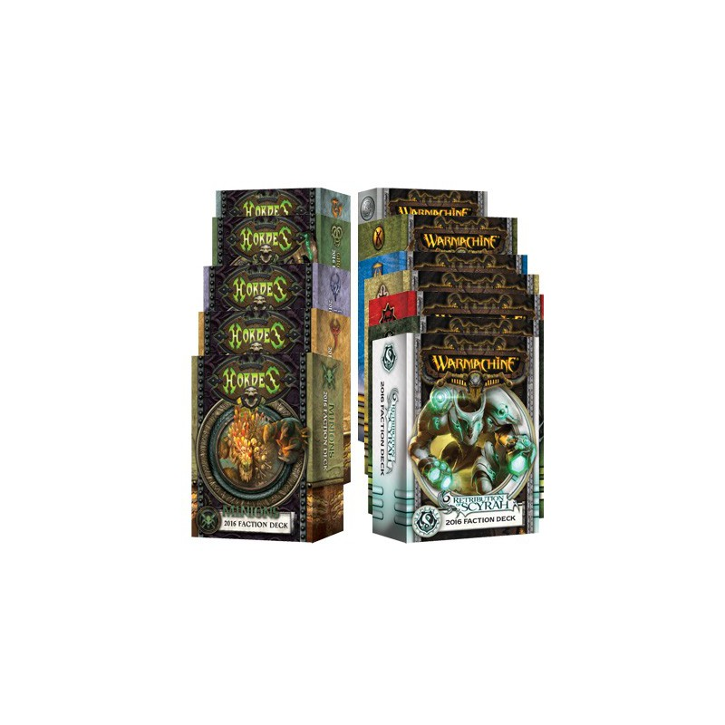 Shut Up and take my money! MkIII Bilingue, Warmachine et Hordes, par Privateer press (version française par Victoria Games)