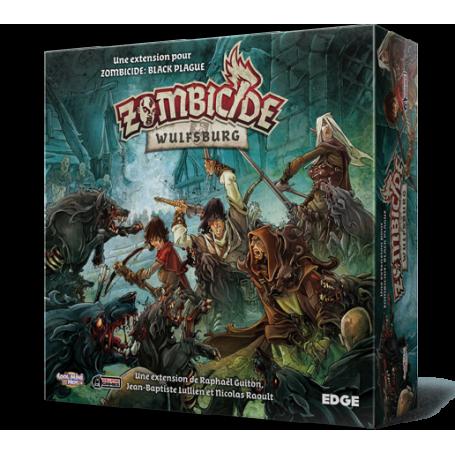 Zombicide: Wulfsburg, par Guillotine Games et Edge