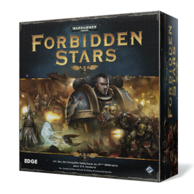 Forbidden Stars, Fantasy Flight Games, Version française par Edge et Asmodée