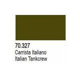Panzer Aces Equipage de Char Italien