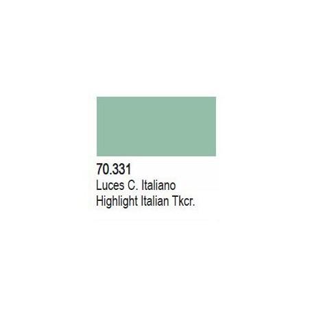 Panzer Aces Eclairci Equip. Char Italien