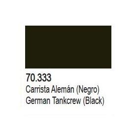 Panzer Aces Equip.Char Allemand (Noir)