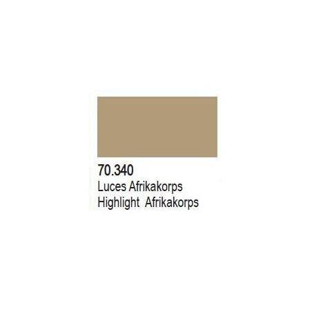 Panzer Aces Eclaici E.. Char Afrikakorps