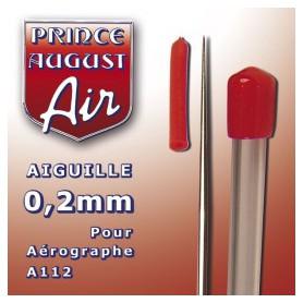 Aiguille 0.2 mm pour aérographe A112