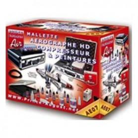 La Précision toujours à portée de main Mallette Aero HD Comp. + UC01