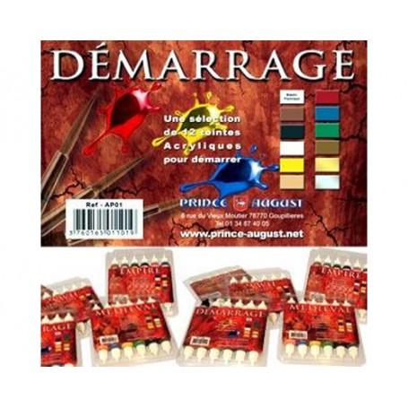 Pack Démarage