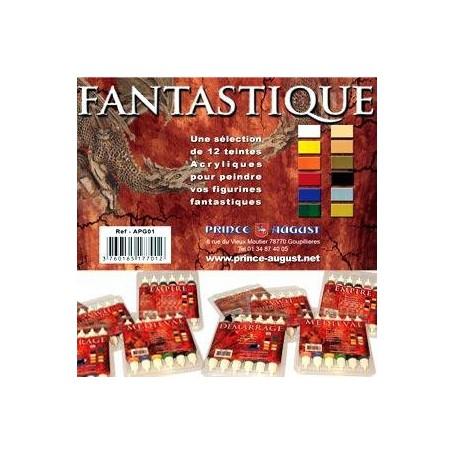 PackFantastique 12 Teintes