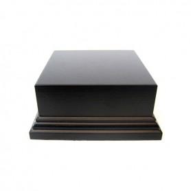 Socle rectangulaire 40mm 15X10 Noir