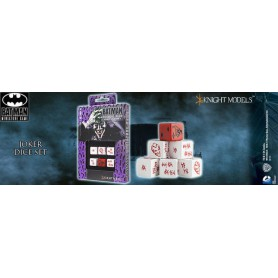 JOKER DICE SET
