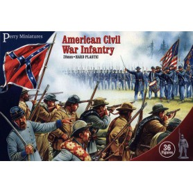 American Civil War Infantry