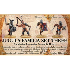 Familia three, Jugula