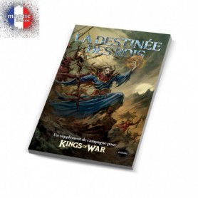 La Destinée des Rois (en français, extension pour Kings of War)