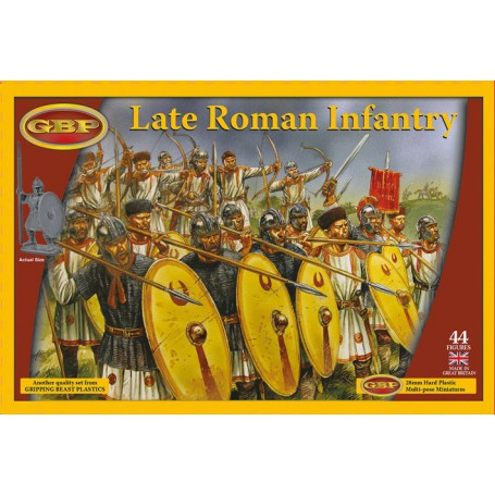 Late Roman Infantry (plastic) (44)