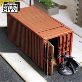 Shipping Container (A)