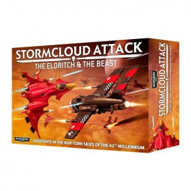 Stormcloud Attack: The Eldritch & The Beast (Anglais)