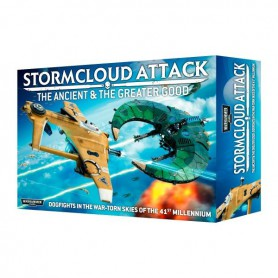 Stormcloud Attack: The Ancient & The Greater Good (Anglais)