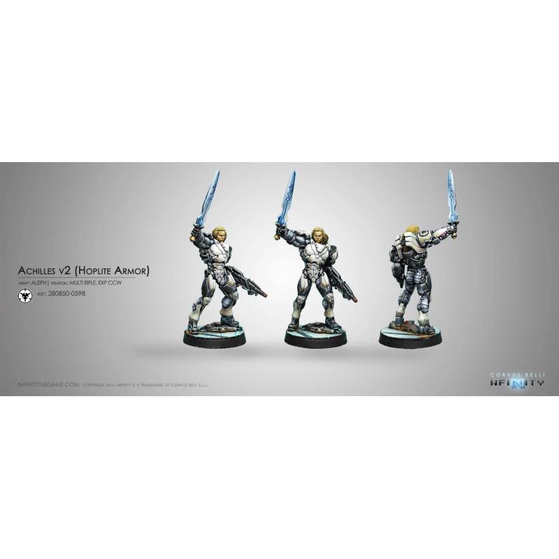 Achilles v2 (Hoplite Armor) (Multi Rifle, CCW)