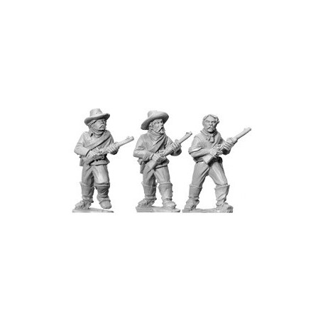 7th Cavalry with Carbines 2 (Foot)