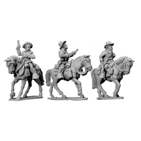 7th Cavalry w/ Carbines (Mounted)