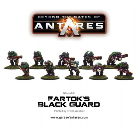 Fartok's Black Guard (10 Models)