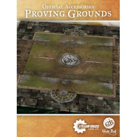 Guild Ball Play Mat: Proving Grounds Multiples of 4 only