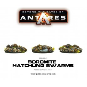 Boromite Hatchling Swarms (3 resin bases of Hatchlings)