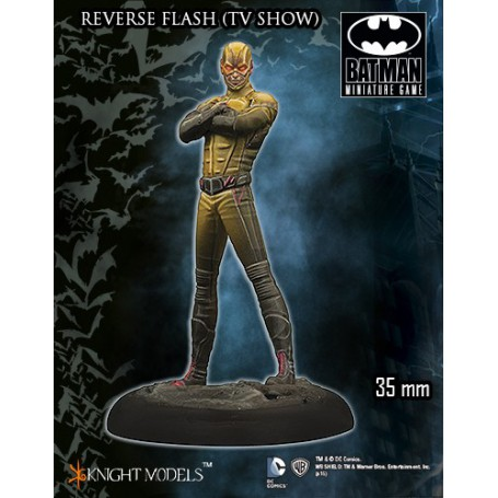 REVERSE FLASH TV SHOW