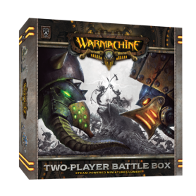 WARMACHINE Two-Player Battlebox MK3
