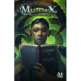 Malifaux - M2E Rules Manual  (A5)
