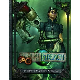 Though the Breach -The Fatemasters Almanac