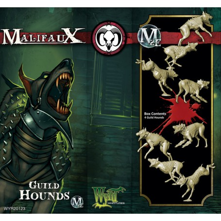 Guild Hounds Pack